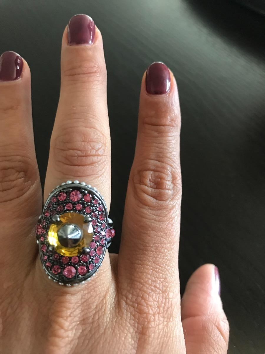 103bab4a1 kirbijoux anillo gucci para mujer tous armani d&g versace. Cargando zoom.