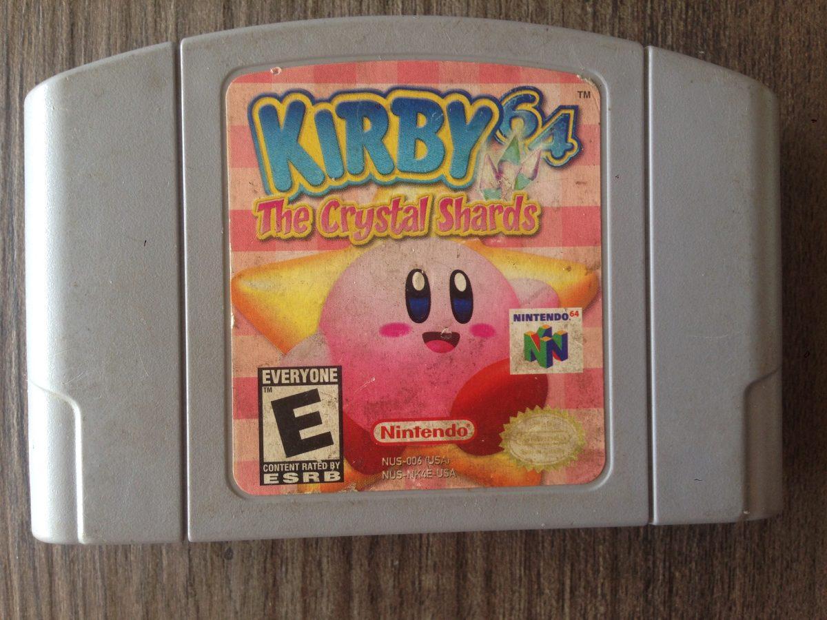 Kirby 64 Para Nintendo 64 20 000 En Mercado Libre