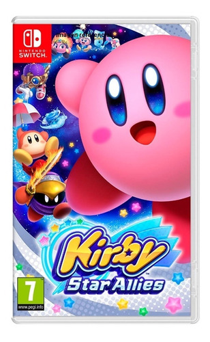 kirby star allies / nintendo switch