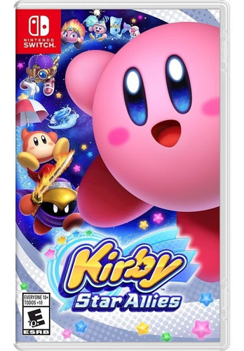 kirby star allies nintendo switch - msi
