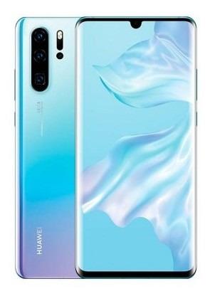 kirin celular huawei p30 pro ds 4g azul morado - breat ck179