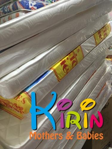 kirin colchón cuna corral suave calidad premium 130x70x11cm
