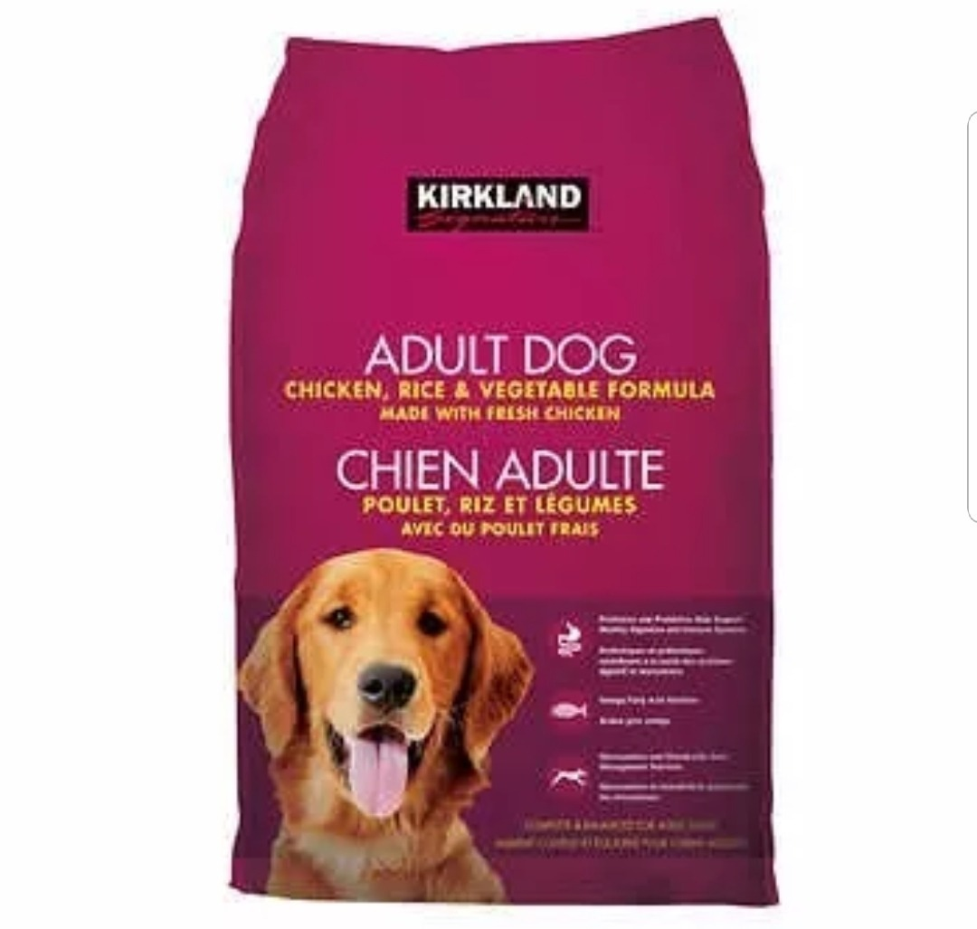 Kirkland Alimento Perros Adultos 40 Lb Envio Gratis (1-pack ...