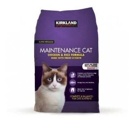 kirkland maintenance gatos superpremium