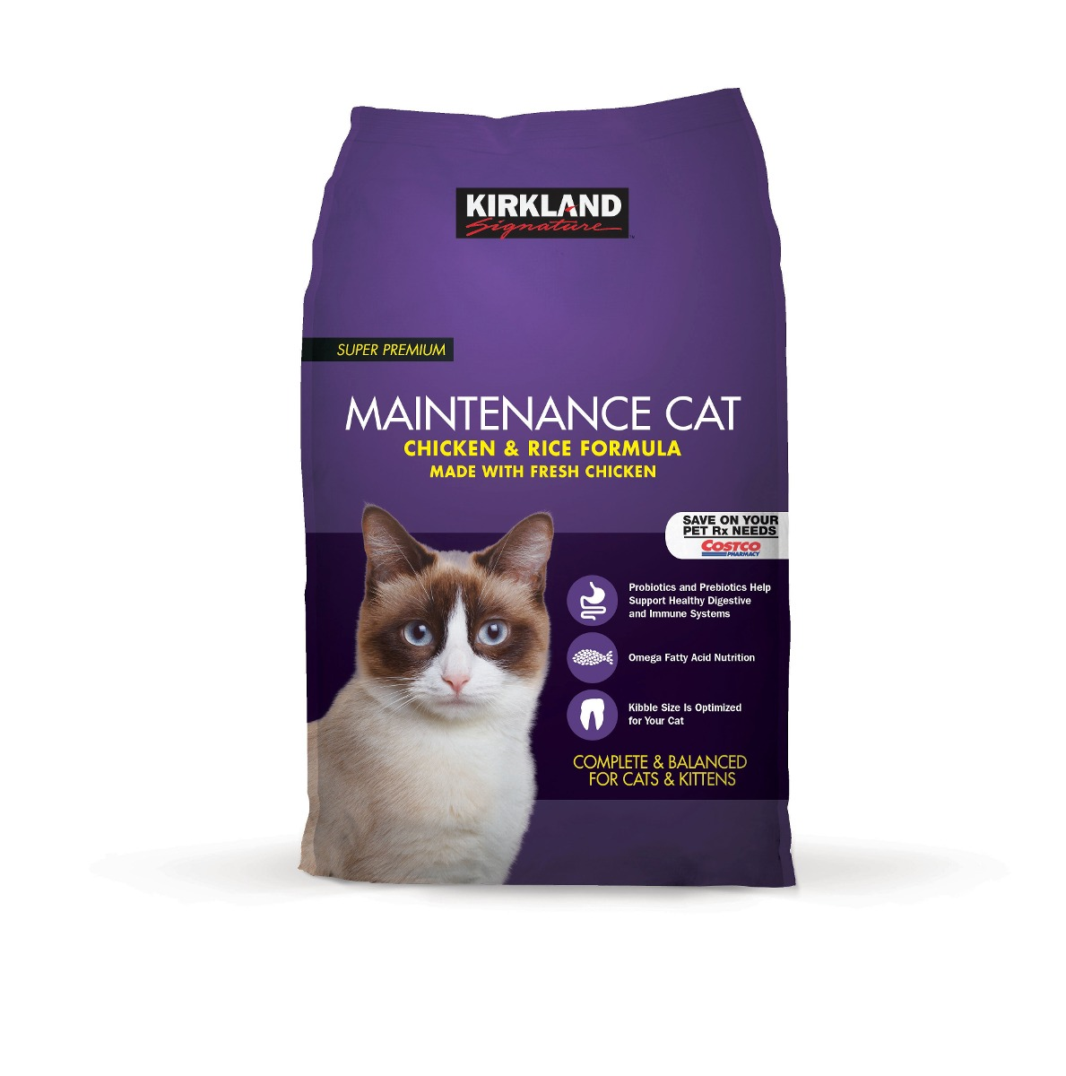 Kirkland Cat Food