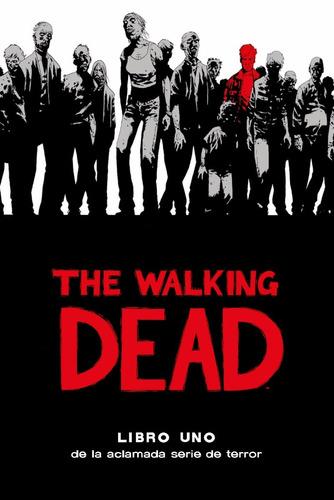 kirkman, walking dead deluxe libro 1, edición tapa dura