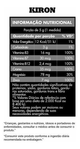 kiron 150g diurético / elimine toda retenção - iridium labs