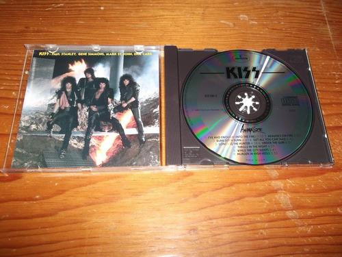 kiss - animalize cd importado ed 1990 mdisk