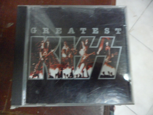 kiss cd greatest