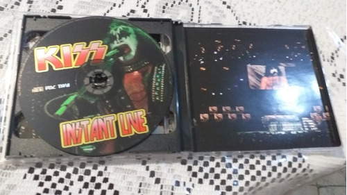 kiss cd instant live 2004