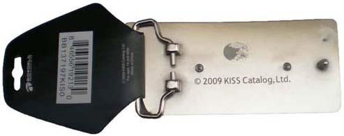 kiss hebilla importada 100% original 2
