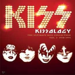 kiss kissology vol 2 1978 - 1991 dvd x 3 nuevo