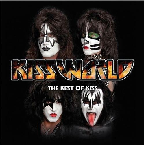 kiss - kissworld the best vinilo nuevo y sellado obivinilos