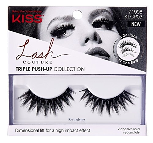 e452eb00b63 Kiss Lash Couture Triple Push-up Brassiere (3 Pack) - $ 849.00 en ...