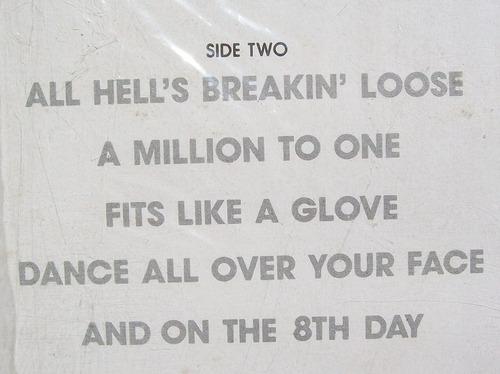 kiss. lick it up. disco l.p. polygram 1983