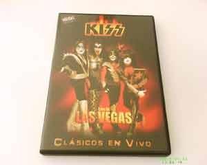 kiss  - live in las vegas   -dvd