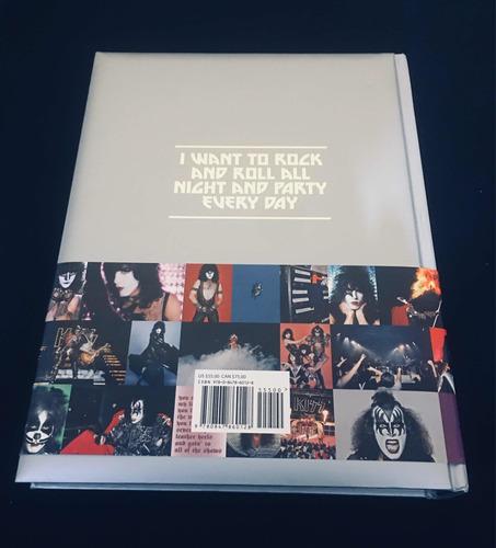 kiss livro 1977 a 1980 raríssimo