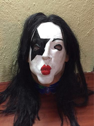 kiss - mascara de paul stanley