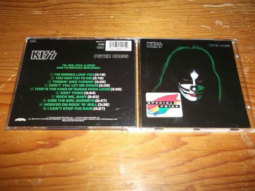 kiss - peter criss cd imp ed 1990 mdisk