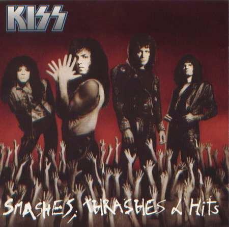 kiss smashes thrashes & hits cd usa hard rock envio gratis