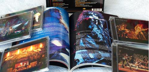 kiss - the definitive kiss collection - cd box - importado