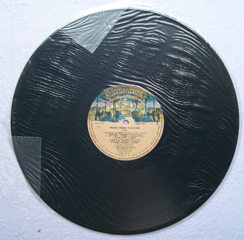 kiss. the elder. disco l.p. polygram 1982 nacional