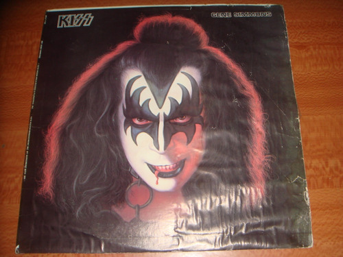 kiss. vinilos : paul stanley, gene simmons.