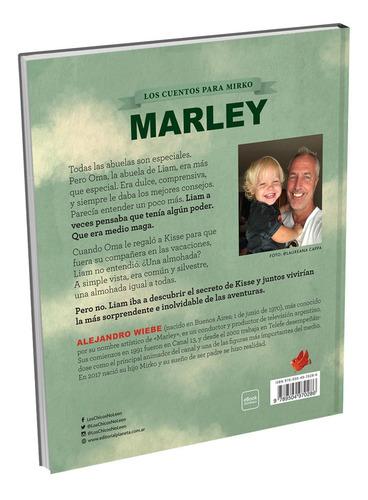 kisse de marley - exclusivo firmado por marley & mirko