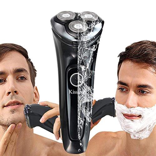 kissliss afeitadora eléctrica shaver 100