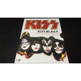 Kissology -ultimate Kiss Collection Vol.3 92/00- 5dvd Nuevos