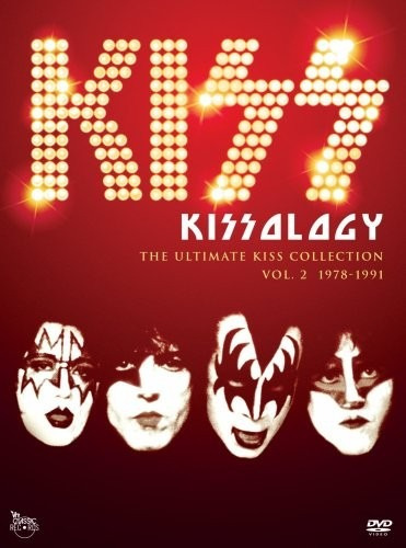 kissology vol 1 2 3 1974 - 2000 coleccion en discos dvd
