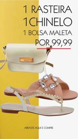 5525cfae5 Chinelo Azaleia Beach - Sapatos em Itaúna com o Melhores Preços no ...