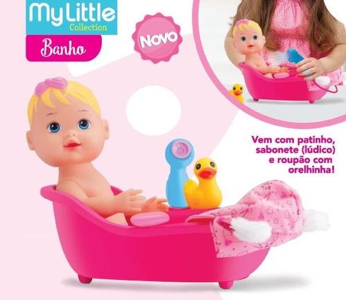 kit 01 xixi + 01 salão beleza+ 01 lanchinho + banho