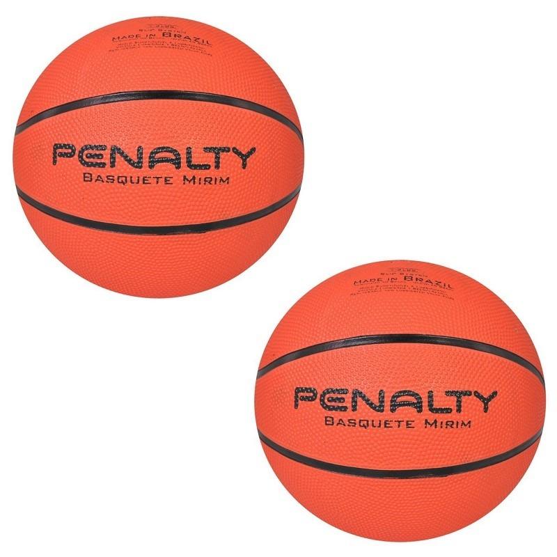 kit 02 bolas de basquete penalty playoff mirim. Carregando zoom. 1851321c1fd77