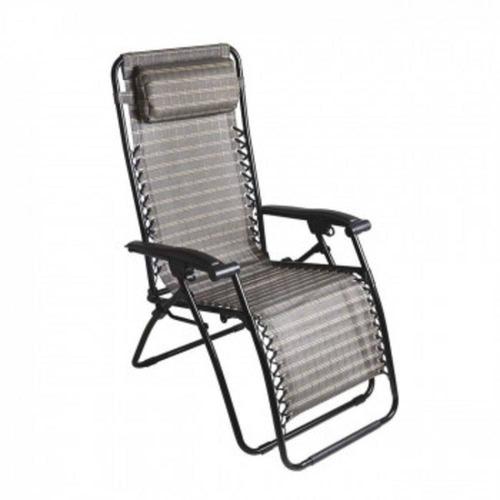 kit 02 cadeira sevilha reclinável 21 posições mor marrom