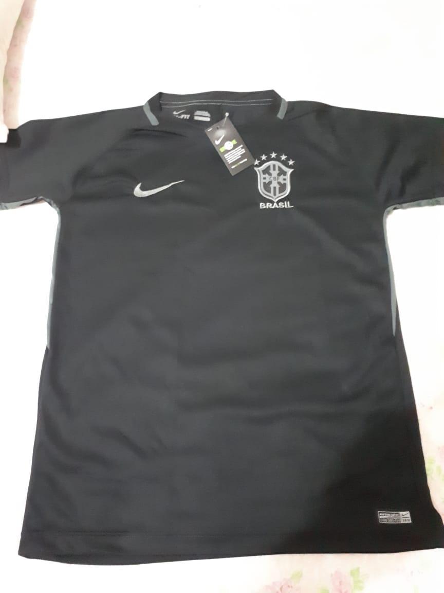 kit 02 camisas seleção brasileira copa rússia 2018 oferta. Carregando zoom. f3f0848f15bf7