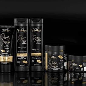 cae9cbe8d87e Floraminas Produtos - Tratamentos para Cabelo no Mercado Livre Brasil