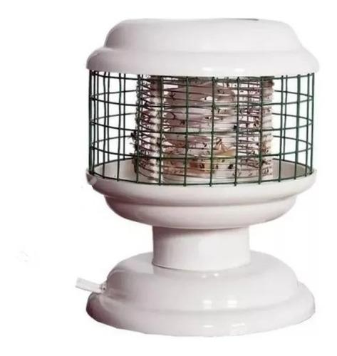 kit 02 luminária mata mosquito  led , repelente elétrico