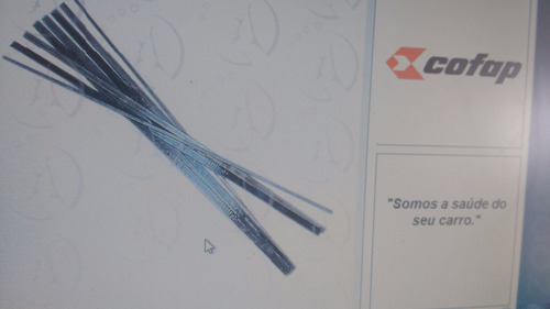 kit 02 molas  embuchamento horizontal e vertical fusca