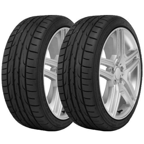 kit 02 pneus 195/55 r15 dunlop direzza dz102 85v