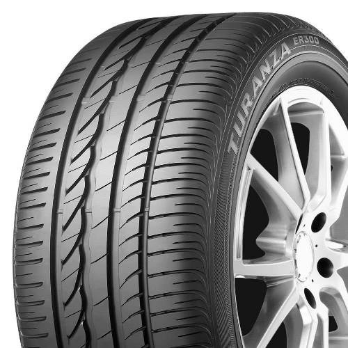 kit 02 pneus 205/55 r16 bridgestone turanza er300 91v