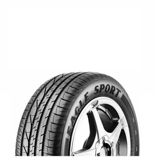 kit 02 pneus 205/55 r16 goodyear eagle sport 91v
