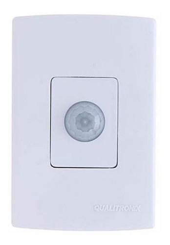 kit 02 sensor presença qualitronix qi2m c/ fotocélula
