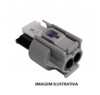 kit 02 vias femea sensor temperatura uso geral