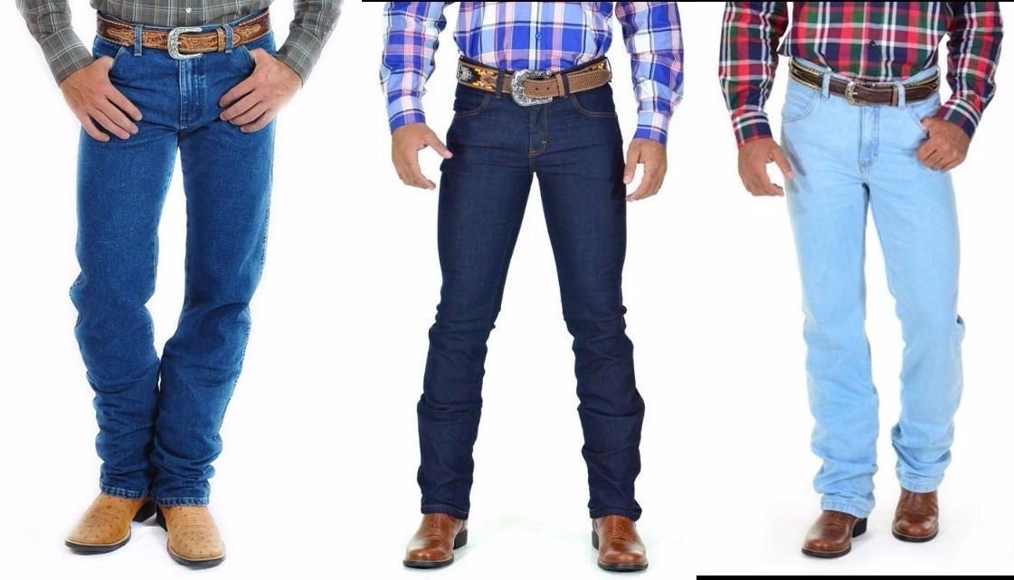 kit 03 calças jeans masculina horseman country rodeio tradic. Carregando  zoom. c27448d16d5