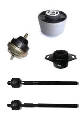 kit 03 calço coxim motor + axial artic xsara picasso 1ªlinha