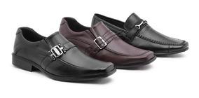 592536cc3 Sapato Social 44 - Sapatos Sociais e Mocassins Sociais para Masculino com o  Melhores Preços no Mercado Livre Brasil