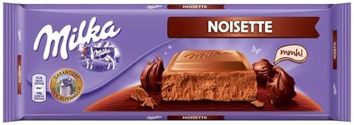kit 04 chocolate barra milka 270 - 300g - vários sabores