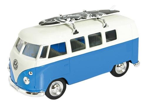 kit  04 miniatura carro 2 kombi +  2 fusca  1:34 - welly