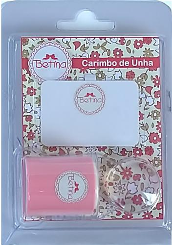 kit 04 placas  l  apipila # grátis 1 carimbo + 1 esmalte#